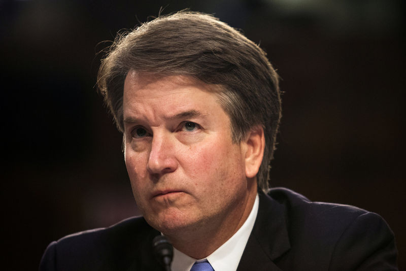 Kavanaugh accuser wants FBI investigation before she will testify - Read More from Reuters