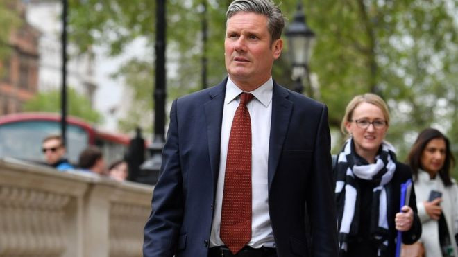 Brexit: Cross-party deal must include confirmatory vote - Sir Keir Starmer - Read More from BBC News