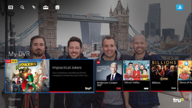 PlayStation Vue applies a $5-a-month increase to all live TV plans - Read More from Ars Technica