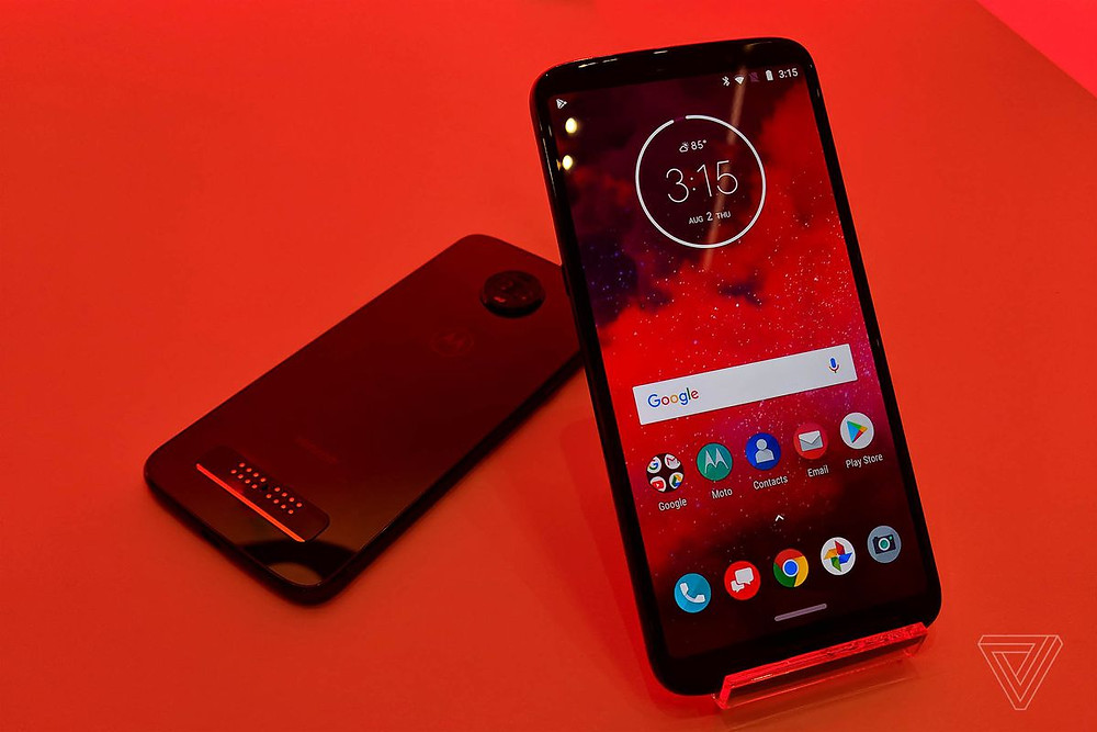 Motorola confirms it won't be releasing a Moto Z3 Force version this year - Read More from The Verge