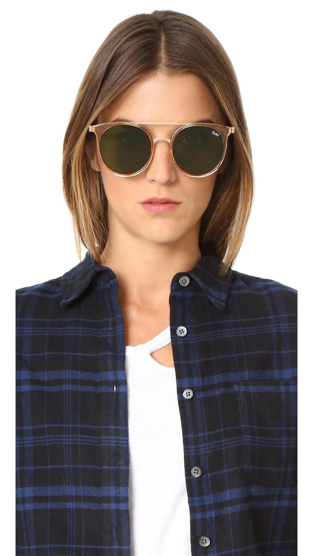 Quay Kandy Gram Sunglasses $65