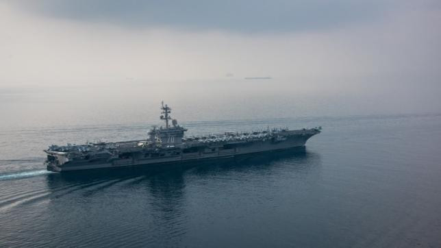 North Korea says it is ready to strike U.S. aircraft carrier - Read More from Reuters