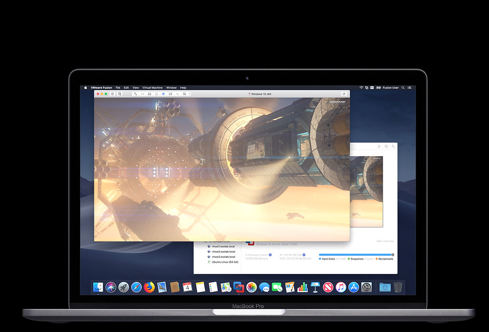 VMWare Fusion 11 adds support for Core i9 MacBook Pro and 18-core iMac Pro - Read More from Ars Technica