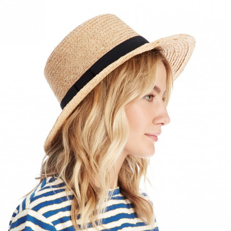 Sole Society Braided Straw Sun Hat $29.95