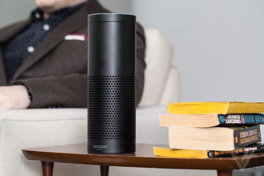 Amazon Echo is only $100 for the next two weeks - Read More from The Verge