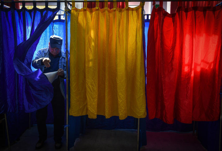Romania's marriage referendum fails due to low turnout - Read More from Politico