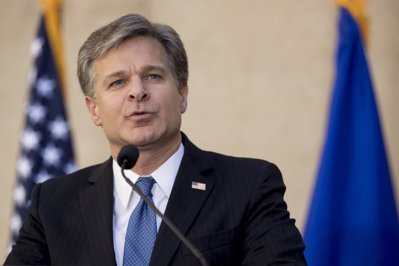 FBI Director Wray says Russia continues to sow discord in US - Read More from Associated Press