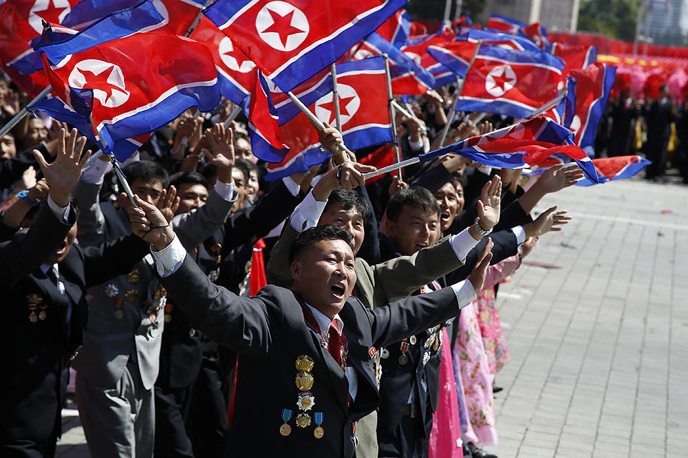 North Korea goes big as it celebrates 70th birthday - Read More from Politico