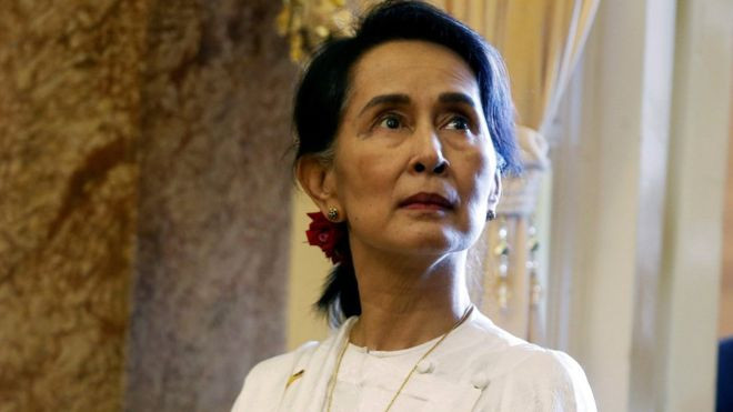 Canada MPs vote to strip Aung San Suu Kyi of honorary citizenship - Read More from BBC News