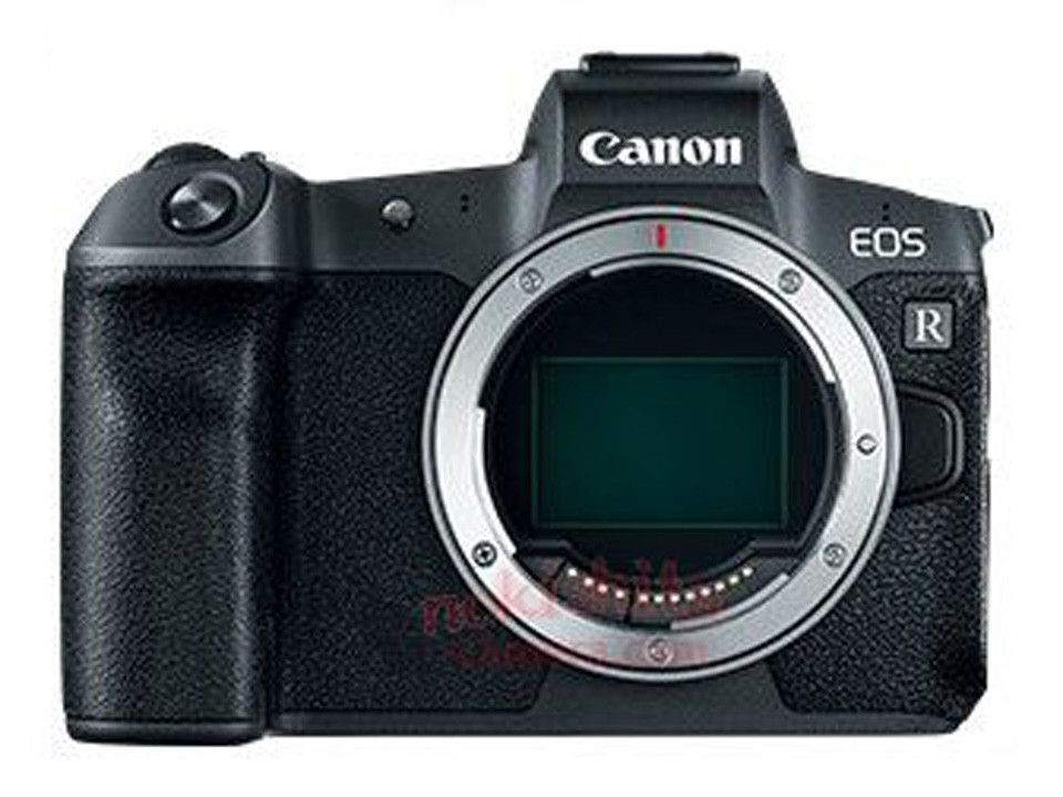 Canon's full-frame mirrorless camera leaks in vivid detail - Read More from Engadget