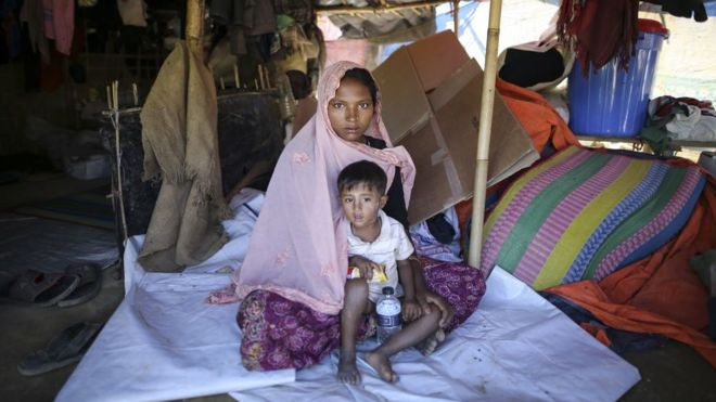 Rohingya crisis: Myanmar leader Suu Kyi 'should have resigned' - Read More from BBC News