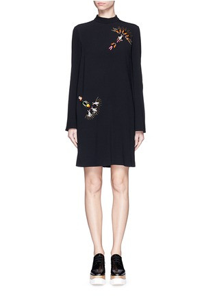 Stella McCartney high neck dress $1,925