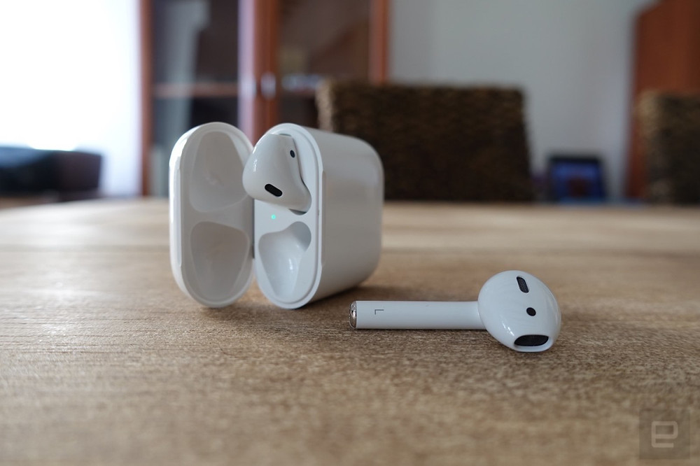 Don't expect to buy AirPods as a Christmas gift - Read More from Engadget
