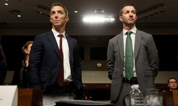 Silicon Valley finally pushes for data privacy laws at Senate hearing - Read More from The Guardian