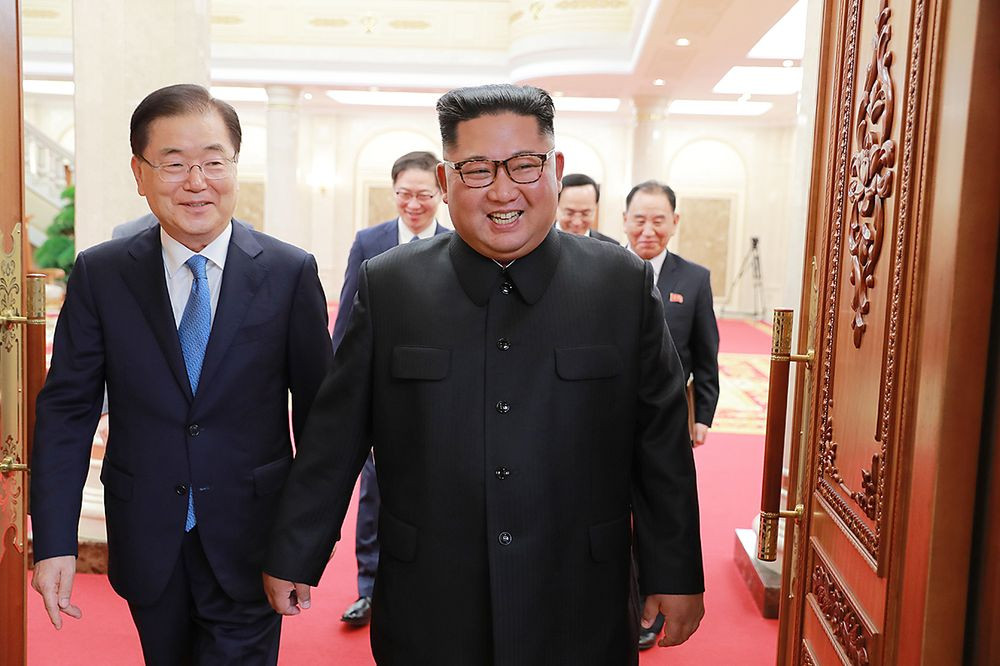 Kim Open to 'Stronger' Denuclearization Steps, South Korea Says - Read More from Bloomberg News