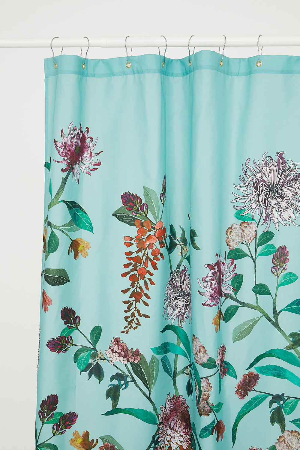 H&M Home Shower Curtain $29.99