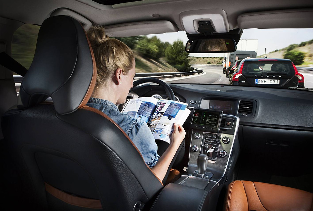 Are self-driving car claims too soon for safety? - Read More from Market Watch
