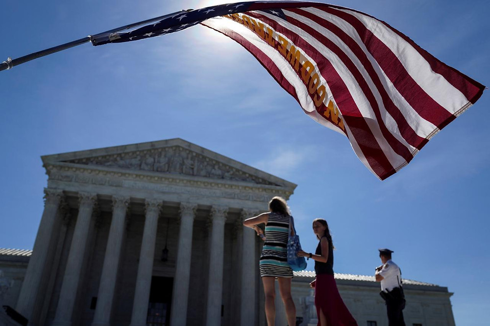 Supreme Court rejects Trump bid to halt climate change case - Read More from Reuters