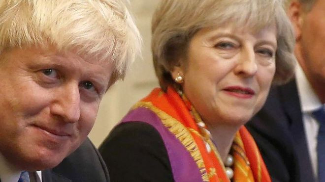 Boris Johnson: UK gets 'diddly squat' from May's Brexit plans - Read More from BBC News