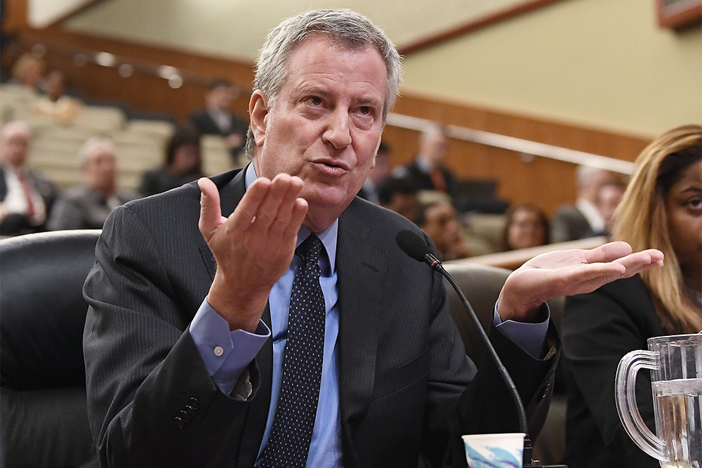 Amazon 'couldn't handle the heat,' NYC's de Blasio says - Read More from Politico