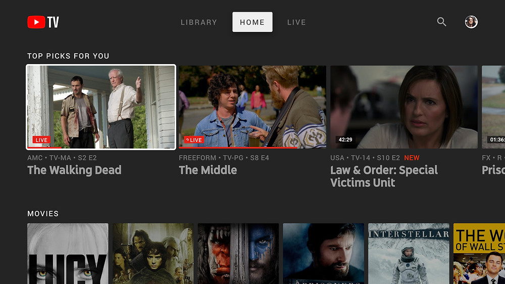 YouTube TV's DVR now lets you fast-forward through ads on more major channels - Read More from Techcrunch