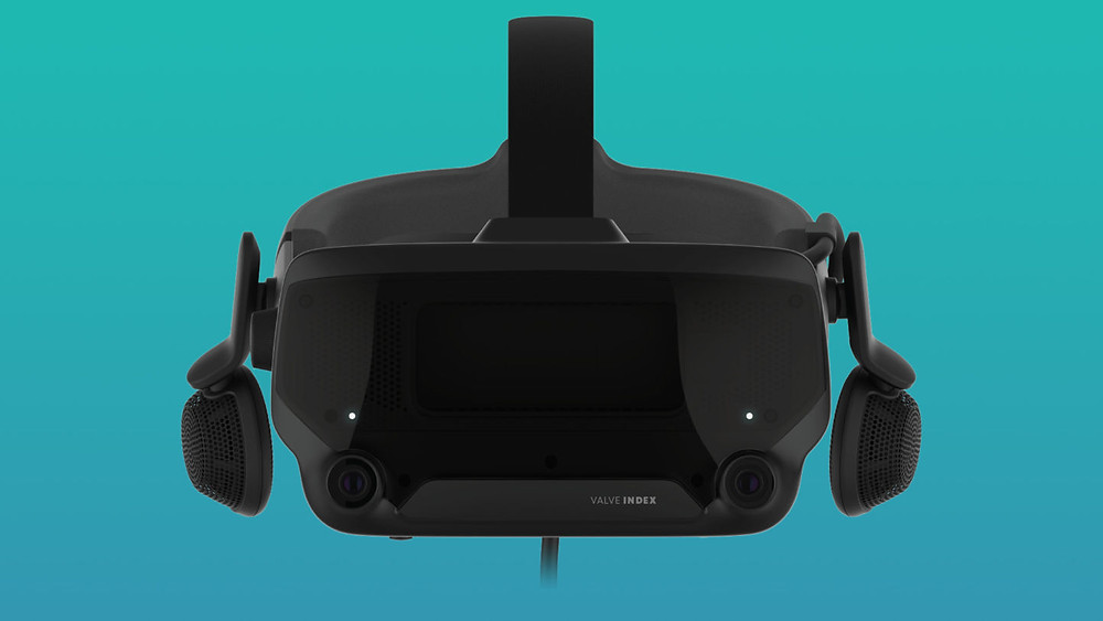 Accidental Steam store post shows new look at Valve Index VR - Read More from Ars Technica