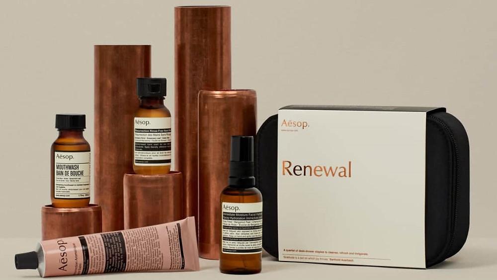 Aesop Renewal Kit $58