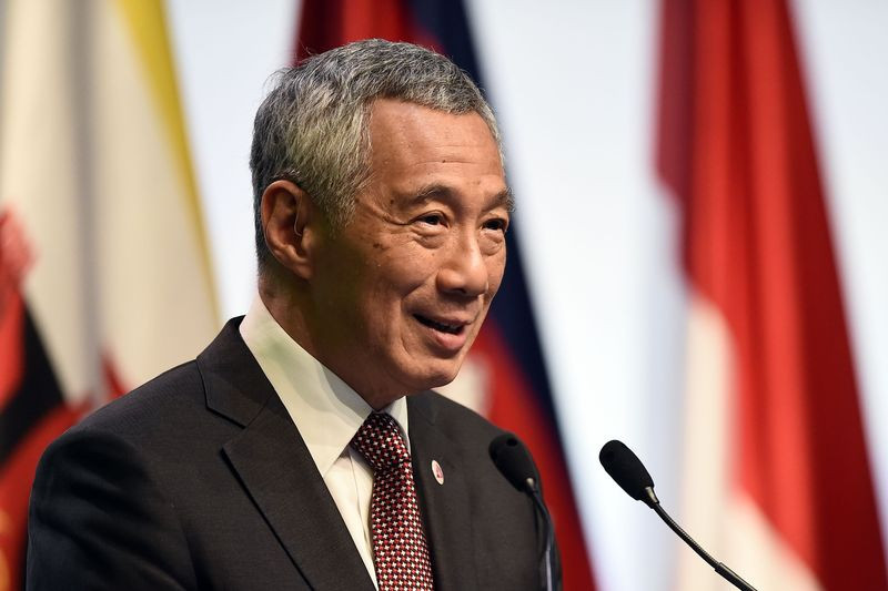 Singapore PM Says Asean May Need to Choose Between U.S. and China - Read More from Bloomberg News