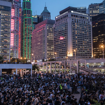 YouTube Dismantles 'Influence Operation' Targeting Hong Kong Protests, Avoids Discussing Its