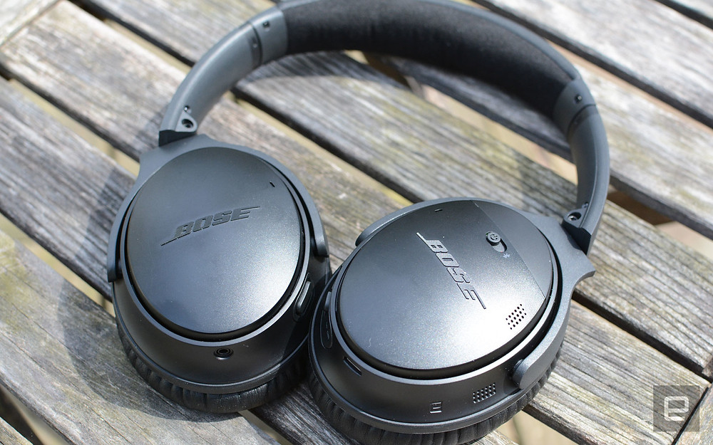 Bose's QC35 II wireless headphones now support Alexa - Read More from Engadget
