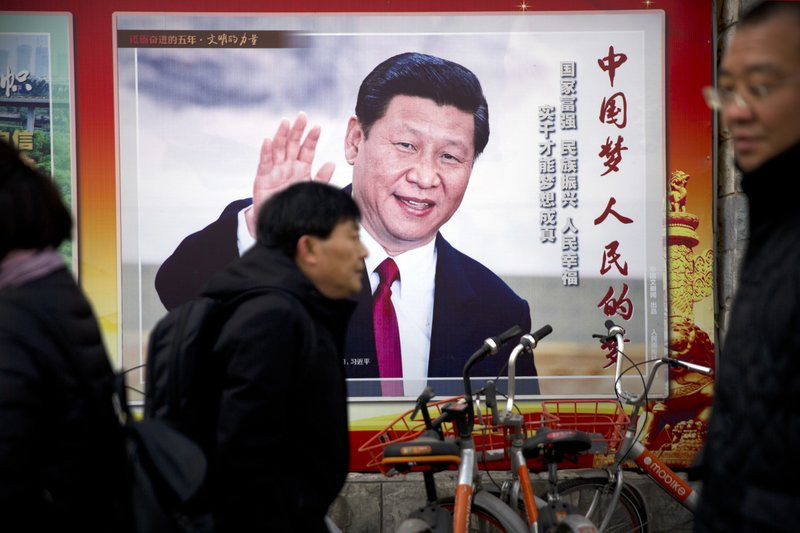 Image-conscious China appoints new global propaganda czar - Read More from Associated Press
