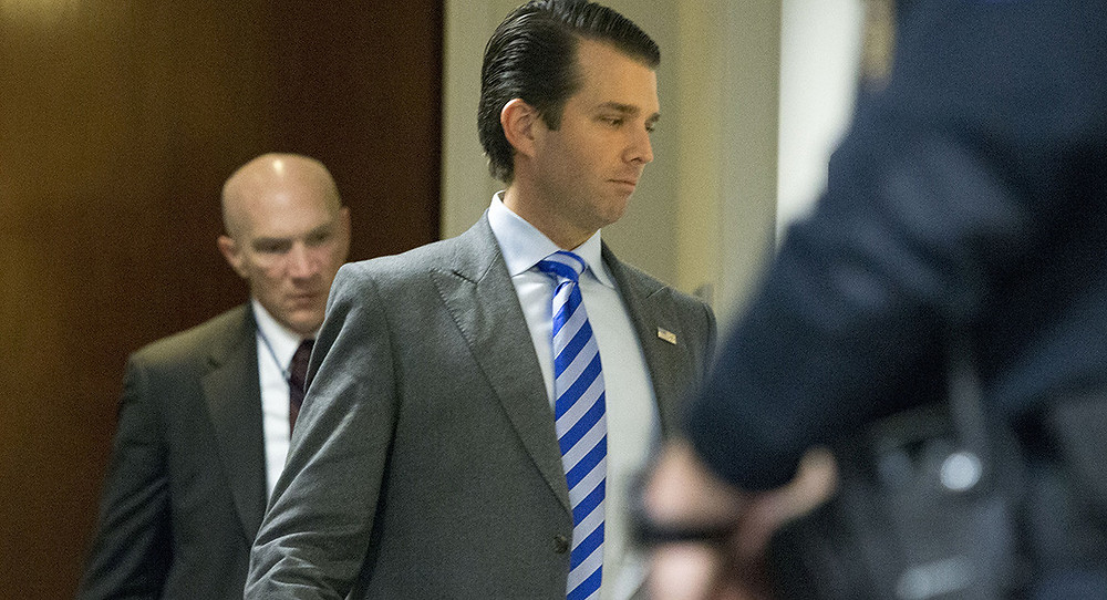 Judiciary Democrats want to share Trump Jr. testimony with Mueller - Read More from Politico