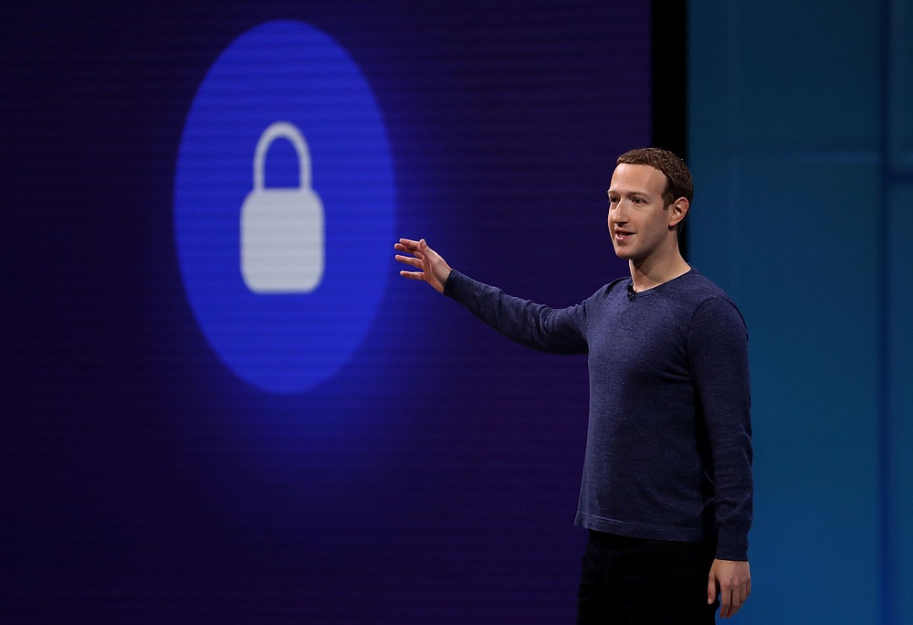 Mark Zuckerberg discovers privacy - Read More from Techcrunch