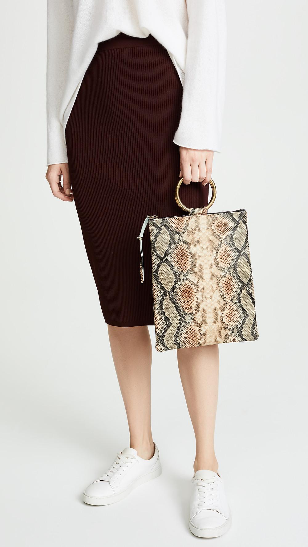 Oliveve Laine Ring Bag $200