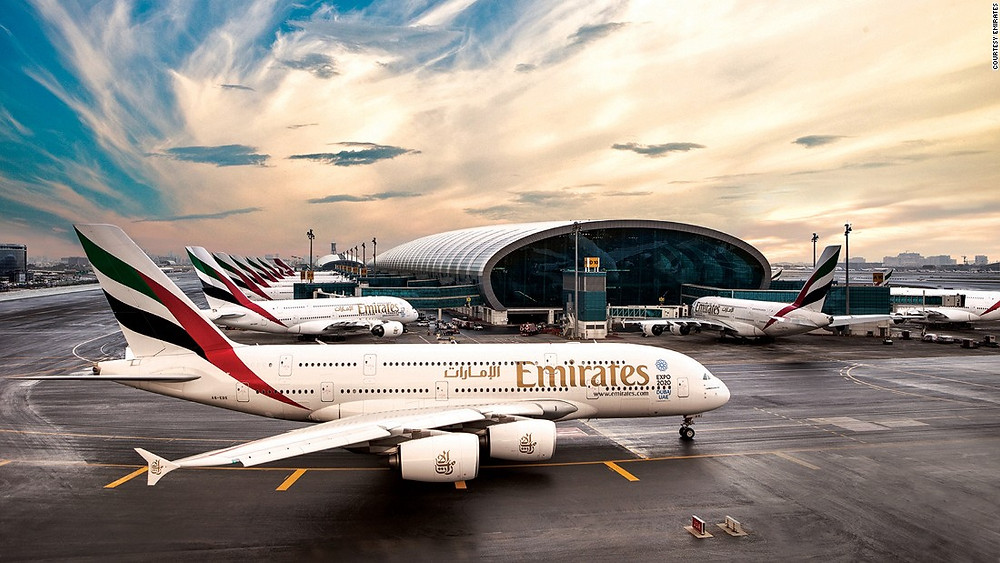 Emirates Trims U.S. Flights After Trump's Bans Cut Demand - Read More from Bloomberg