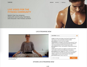 Tandem is a fitness-focused live video platform - Read More from Tech Crunch