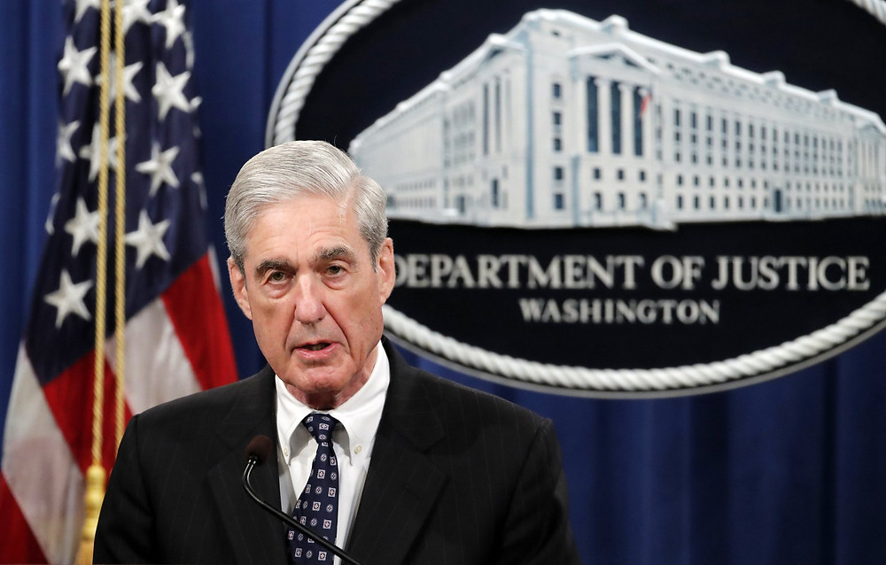Mueller declares his Russia report did not exonerate Trump - Read More from Associated Press