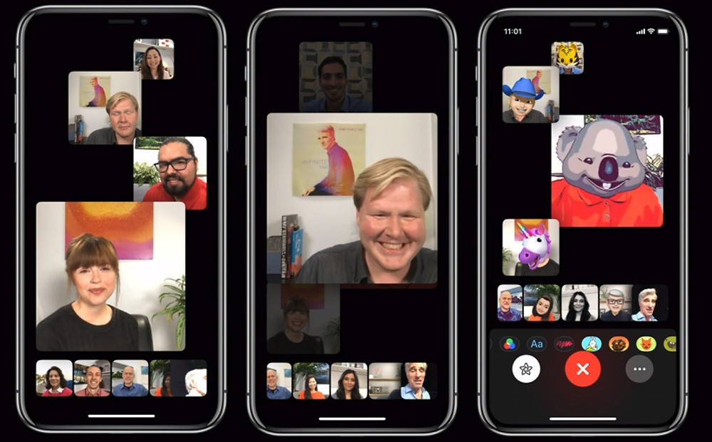 Apple is adding group FaceTime video calls to iOS 12 - Read More from Techcrunch