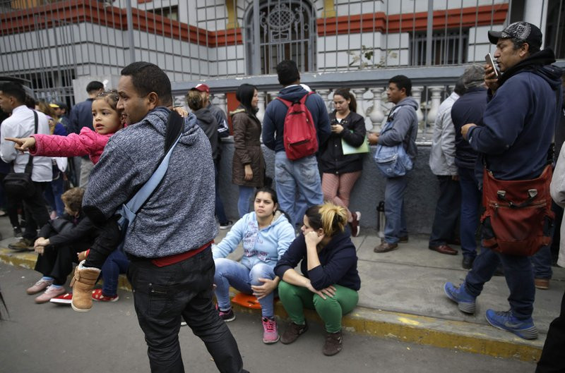 Venezuela launches airlift for migrants to return home - Read More from Associated Press
