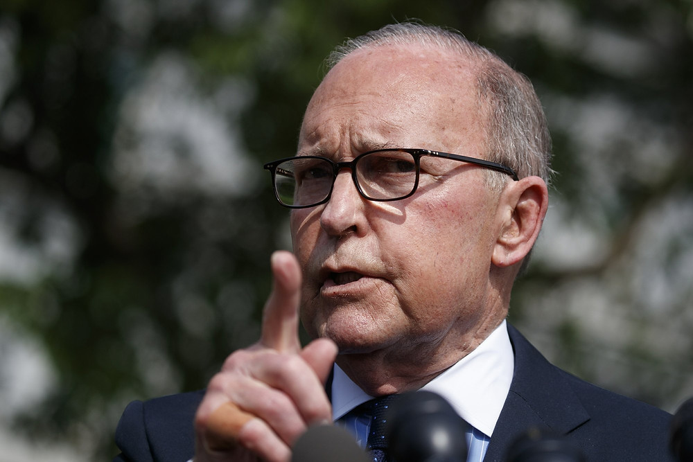 Top WH adviser Kudlow admits US consumers pay tariffs - Read More from Associated Press