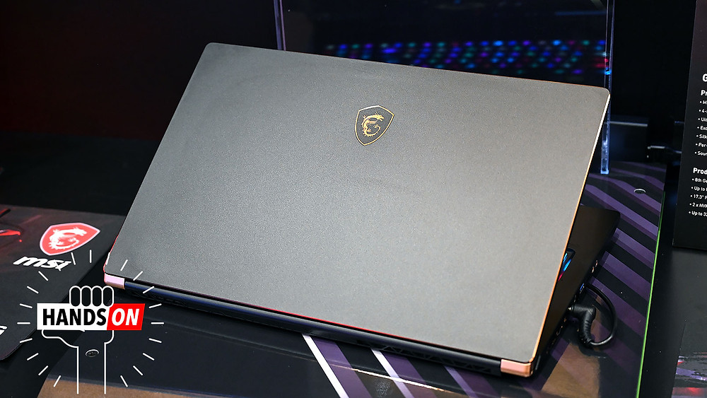 MSI's Latest Laptops Are Smaller, Sturdier, and Some Even Vibrate - Read More from Gizmodo