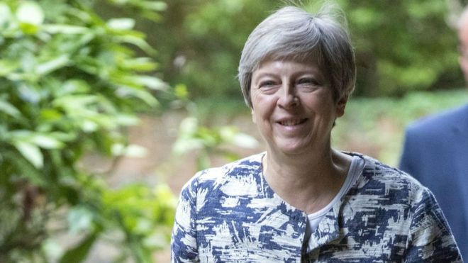 Theresa May to pledge Africa investment boost after Brexit - Read More from BBC News