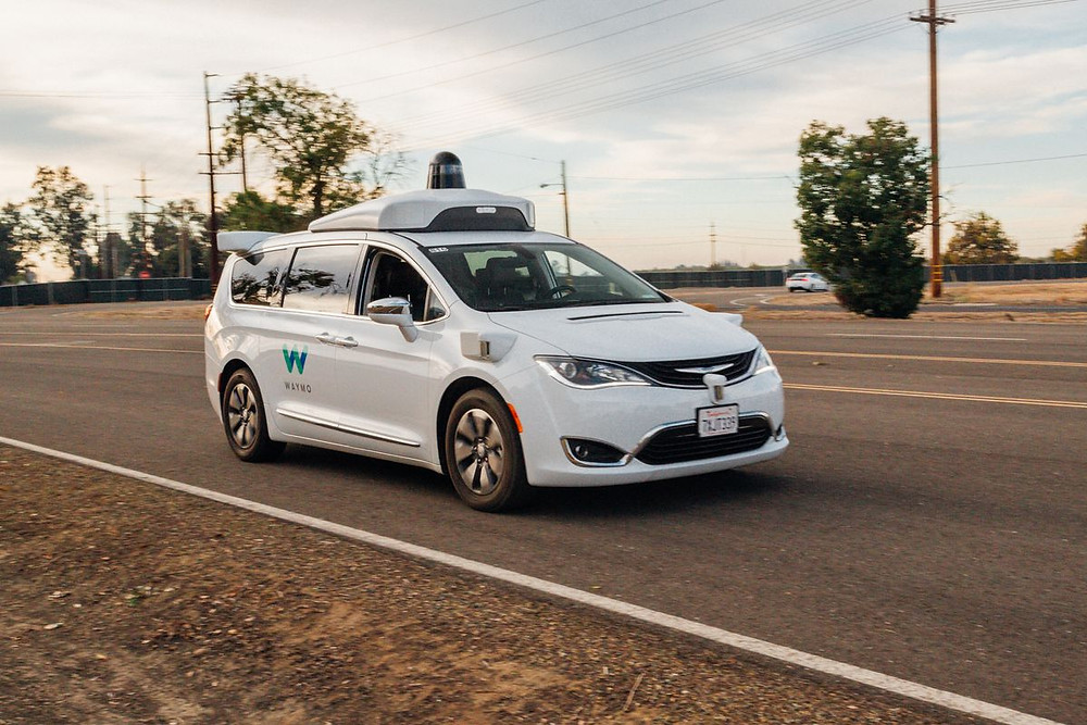 Waymo's self-driving minivans are coming to Atlanta - Read More from The Verge
