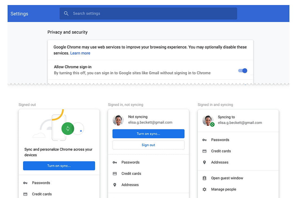 Chrome 70 allows users to opt out of controversial auto sign-in feature - Read More from Digital Trends