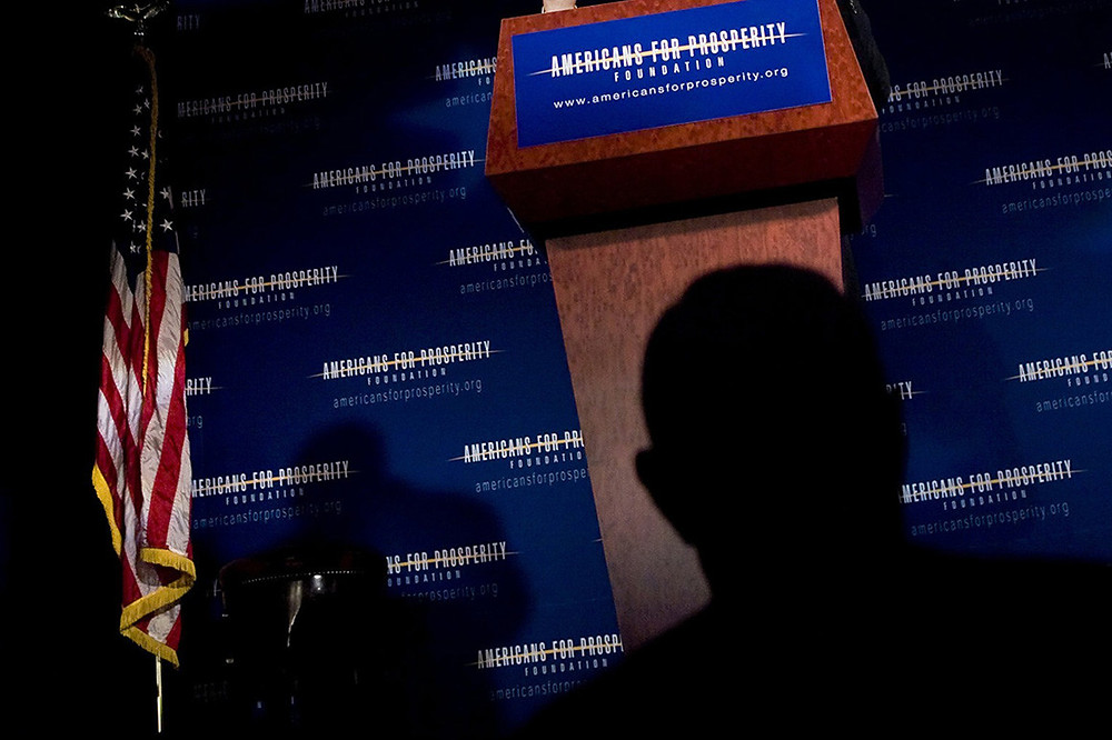 Koch group loses donor secrecy fight at appeals court - Read More from Politico