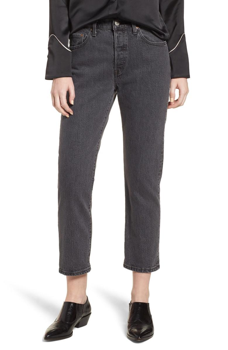 Levi's 501™ Crop Skinny Jeans $64.90