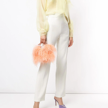 Wearing Pastel Colors During The Spring & Summer Season