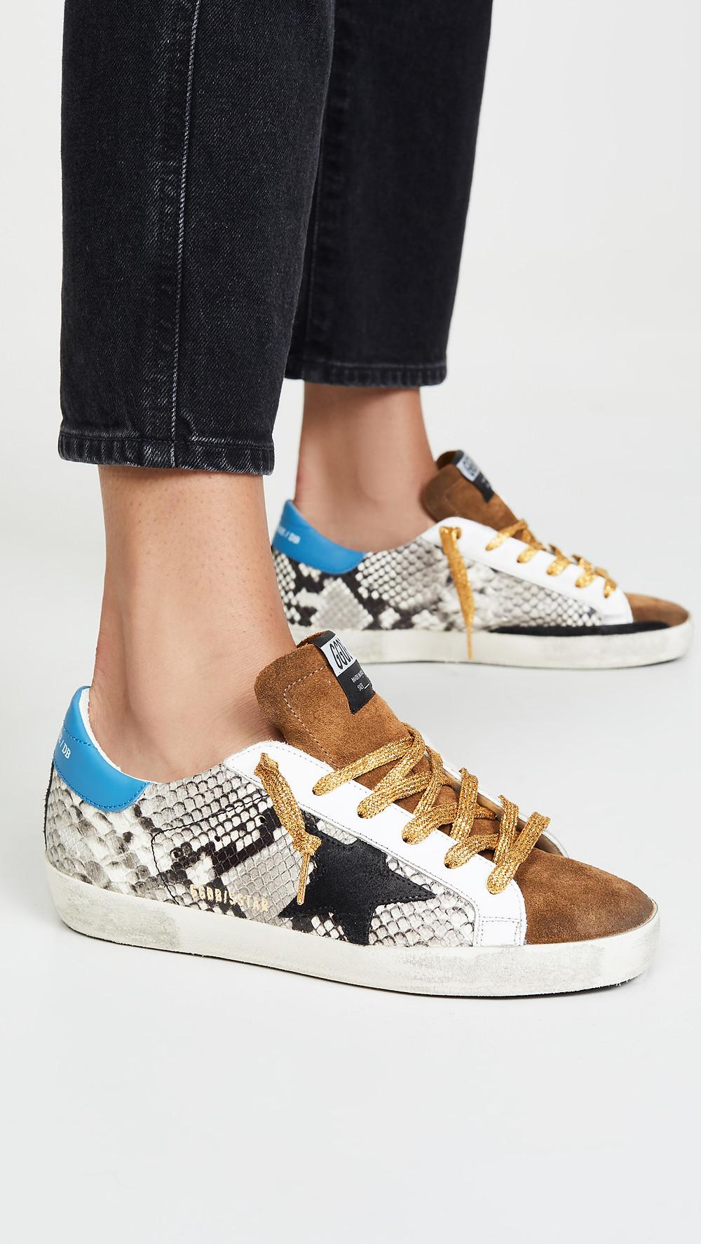 Golden Goose Superstar Sneakers $560