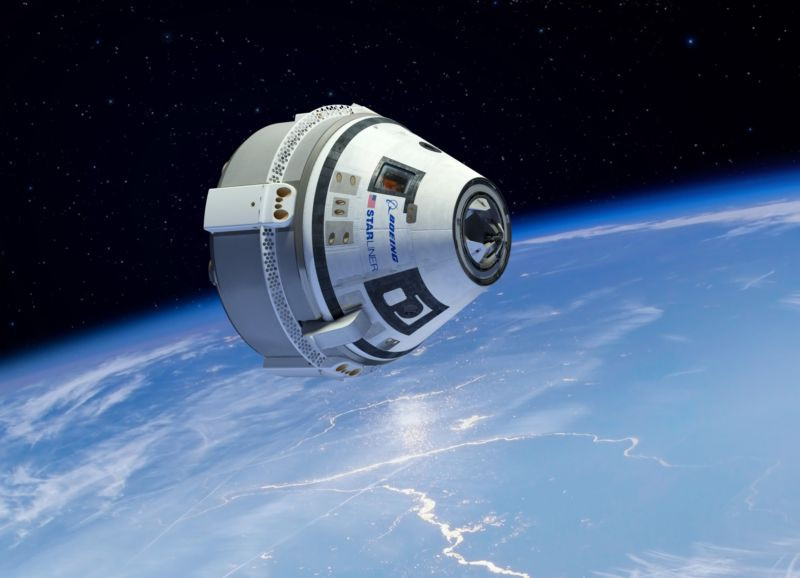 """Boeing shifts schedule for Starliner, calls 2019 crew launch """"realistic"""" - Read More from Ars Technica"""