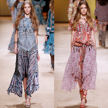 How to Guide for: Bohemian looks